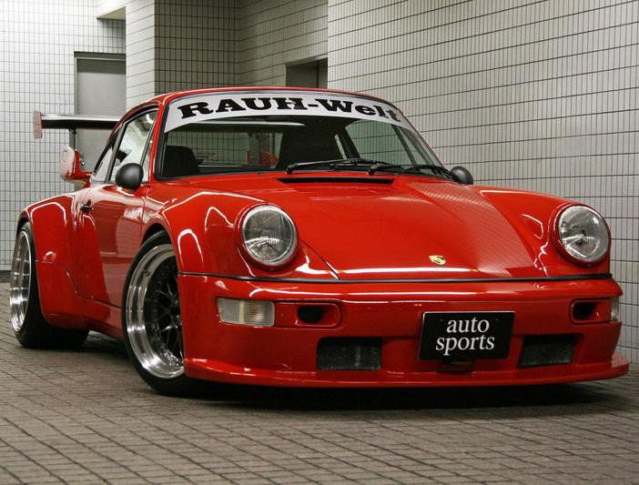 Porsche Rwb For Sale >> Home - RAUH-Welt BEGRIFF (RWB) Canada | Porsche tuning shop founded in Japan